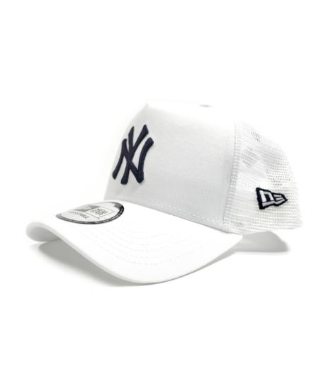 Czapeczka NY Yankees Biala