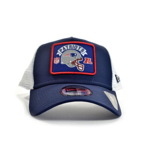 czapka_NFL_patriots_front