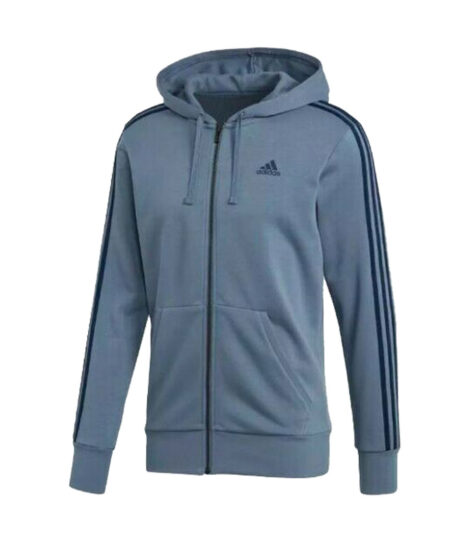 Bluza z kapturem adidas Essentials 3 Stripes