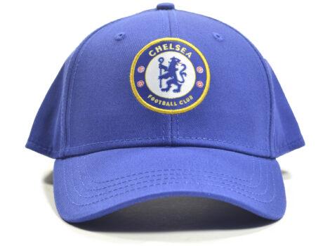 czapka z daszkiem chelsea londyn logo