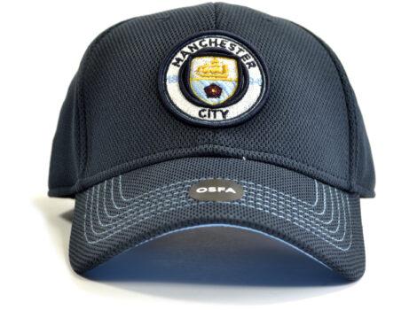 czapka manchester city logo