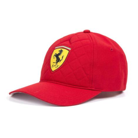 czapka-ferrari-czerwona